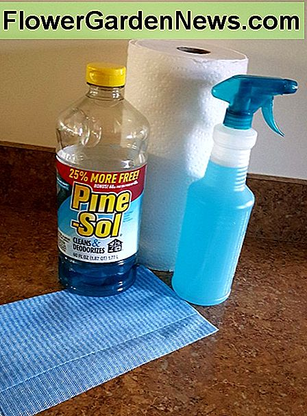 These are the products I use to quickly clean and dust my home.