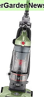 HOOVER T-serien WindTunnel Rewind Plus Bagless Corded Upright Vakuum UH70120, Green