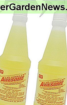 2 pack La's Totally Awesome All Purpose Cleaner, Ontvetter & Spot Remover 2 flessen van in totaal 40 Oz