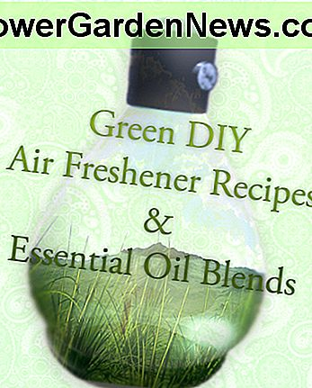 DIY Air Freshner Recipes with Essential Oils