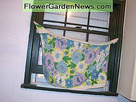 Towels can come in handy for any use from baby diapers to a curtain. One needs to use their imagination.