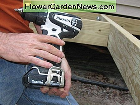 Power tool most used on this deck