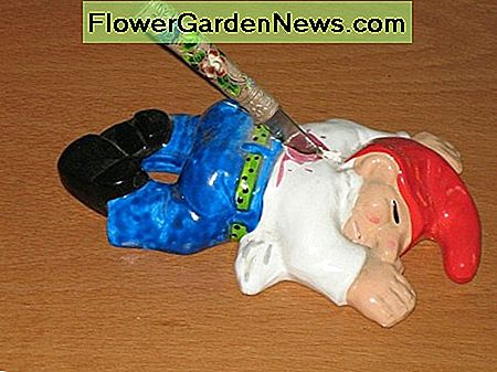 Some people, it seems, don't like garden gnomes.