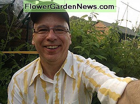 Johnny Parker aka happy gardener