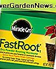 Miracle-Gro FastRoot Dry Powder Rooting Hormone Jar, 1-1 / 4-Ounce