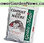 Michigan Peat 5240 Garden Magic Compost and Manure, 40-Pound