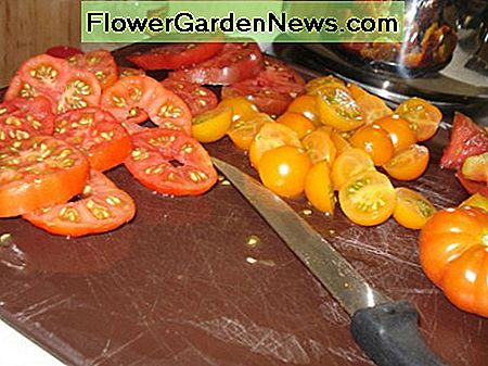 10 Awesome Heirloom Tomater til Newbie Vegetabilske Gardener