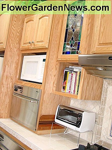 Microwave Oven Wall Mount