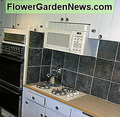 Microwave Above the Stove Top Solution