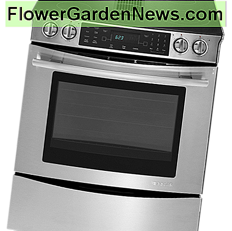 The Jenn Air JES9800CAS is an electric range you do not want in your kitchen.