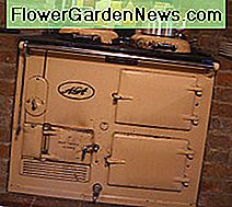 An old and much-loved AGA.