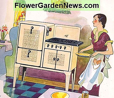 Magic Chef Gas Stove 1932
