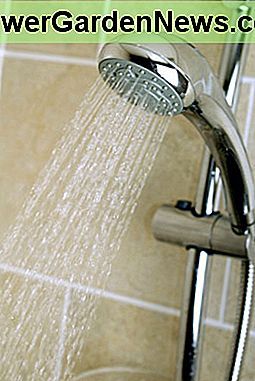 Even detachable showerheads can be water efficient.
