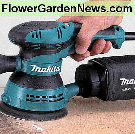 Makita Random Orbit Sander Bewertung