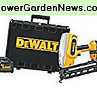 DEWALT DC618K XRP 18-Volt Cordless 1-1 / 4 cala - 2-1 / 2 Cal 16 Gauge 20 Degree Angled Finish Gwoździarka Kit