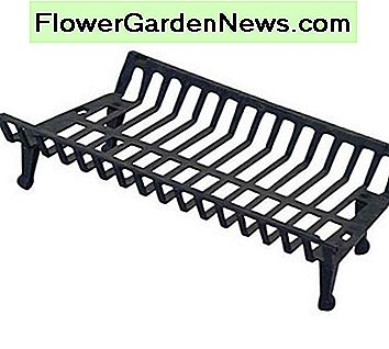 Uniflame Cast Iron Fireplace Grate