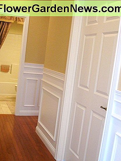 Comment installer Wainscoting sans un professionnel