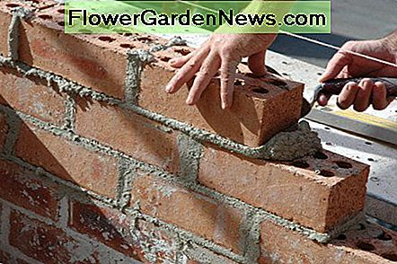Basic Bricklaying en Cement Mixing voor beginners