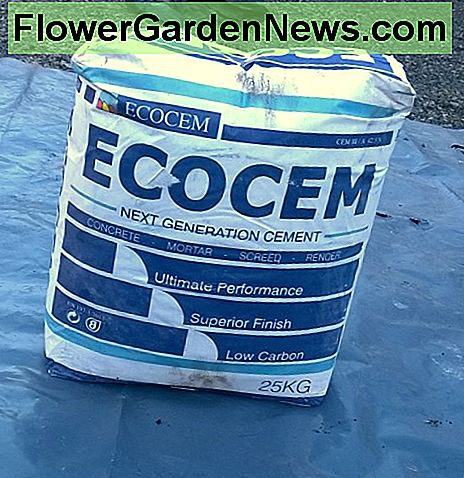 Ecocem GGBS cement available in 25kg bags across Ireland and the UK
