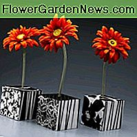 Decorative block flowers