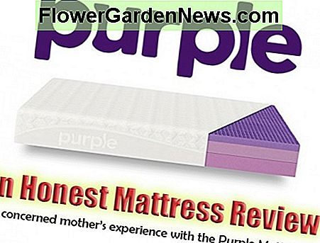 Purple Mattress Review: Commande de Amazon contre Violet