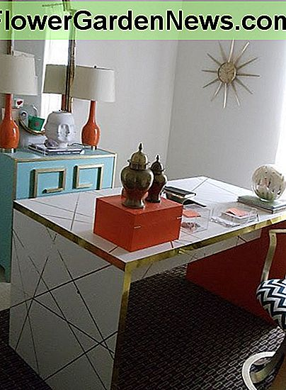Brilliiant Bri from timmythewienerdog.com has a hack attack a week. This picture shows two: the turquoise RAST dresser and a MALM desk.