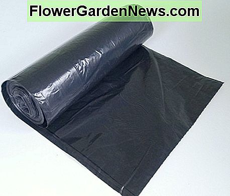 You can use a refuse sack (trash bag) for covering the ground or floor.