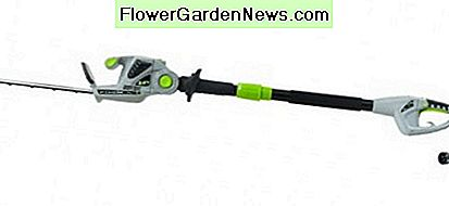 Powerful, corded, good-value pole trimmer from Earthwise.