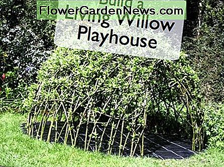 Jak Grow Child's Living Den lub Playhouse With Willow