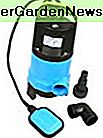 1/2 Hk Dirty Water Sænkbar Pumpe med Float Switch af C.M.T. Industriel