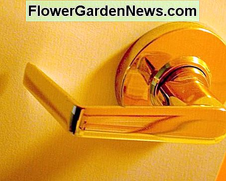 Door lever will be easier to use for the elderly people, children and when you suffers from hand injury
