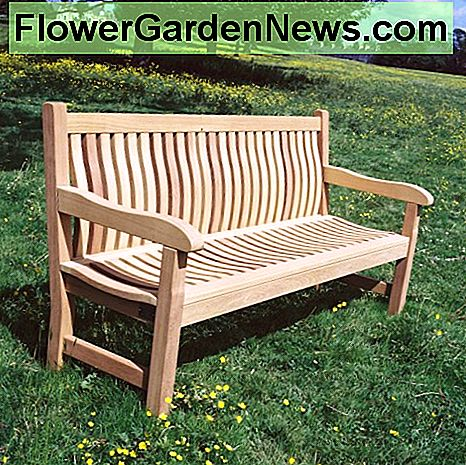 Scarborough Bench by Woodcraft UK
