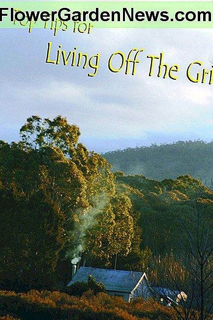 Toptips voor Living Off The Grid