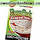 Bed Bug Trap - BuggyBeds Home Klebefallen (4 Pack) - Detect Before Infestation