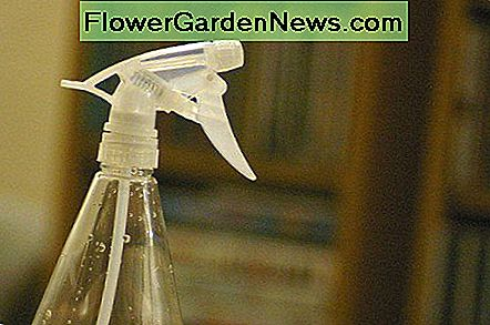 Use an empty spray bottle to make homemade bed bug vinegar cleaner.