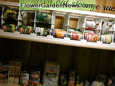 Can (Canned) Food Goods Storage Rack - Bedste Pantry Opbevaring Ideer