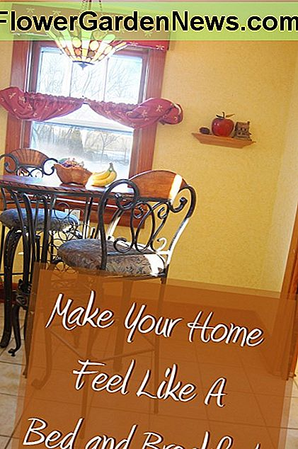 Make Your Home voelt als een Bed and Breakfast of een vakantiepark