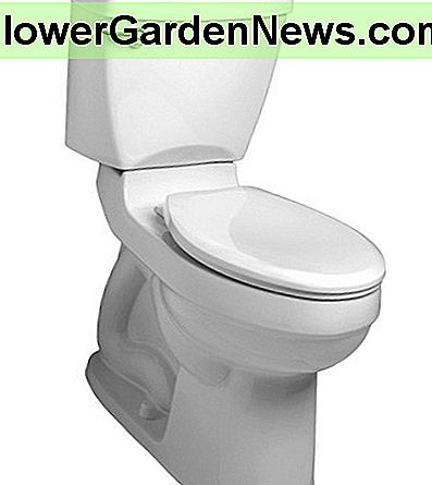 To High-Flow Toilet Brands, der aldrig Clog