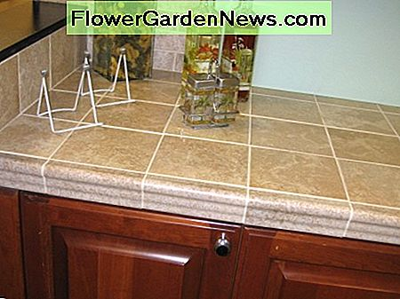 Straight-laid tile with
