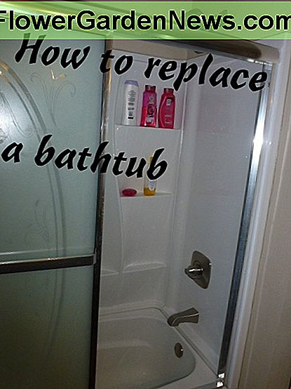 Yes, you really can replace an existing tub yourself!