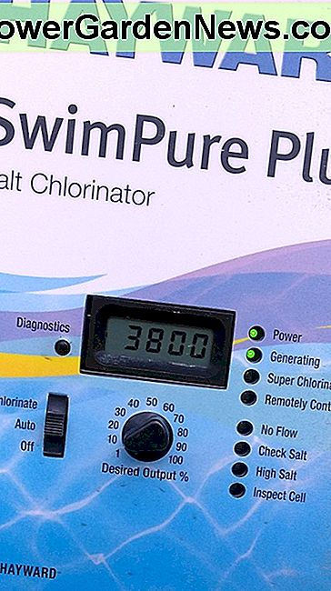 Comment calibrer un générateur de chlore de sel de piscine Aqua-Rite ou Swim Pure Plus de Goldward Goldline